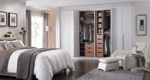 Creating Your Space With The Best Bedroom Wardrobe